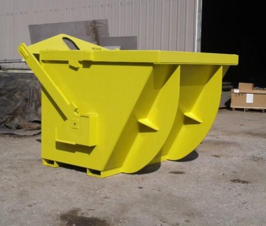 Automatic Dump Buckets