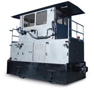 Quench Locomotive