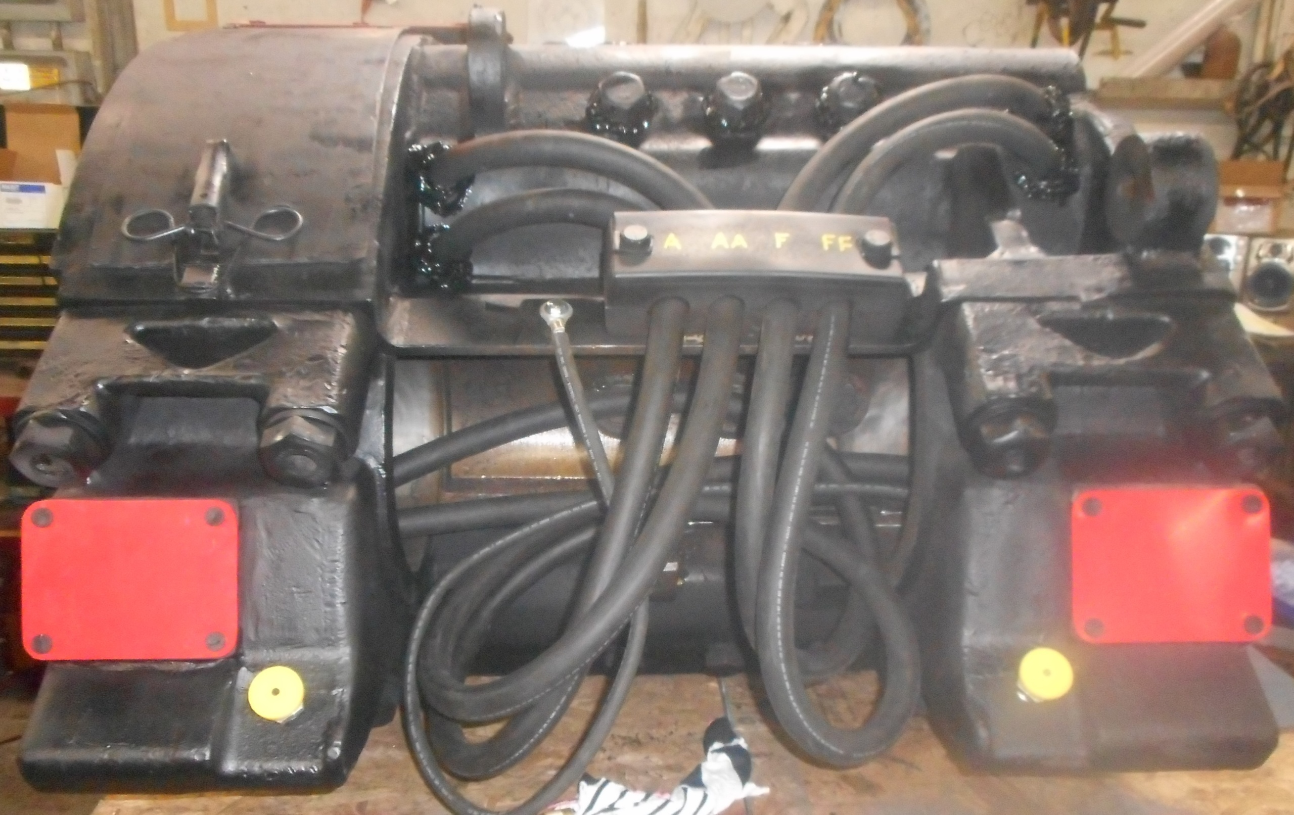752 Traction Motor