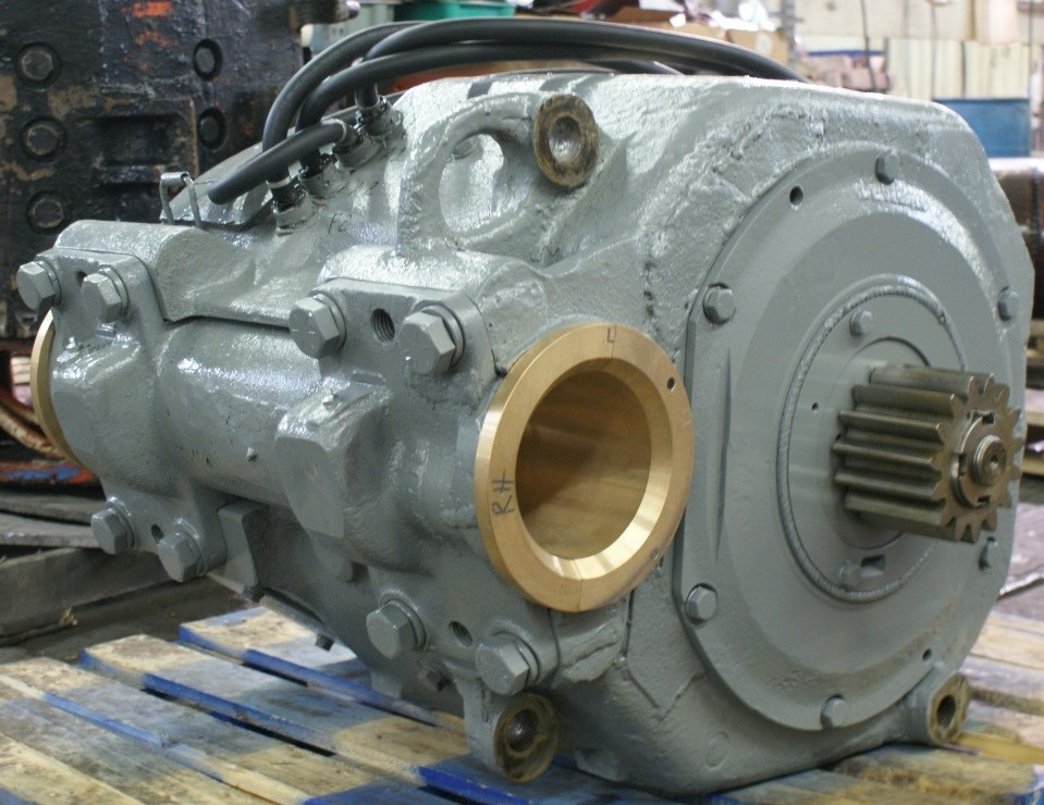 843 Traction Motor