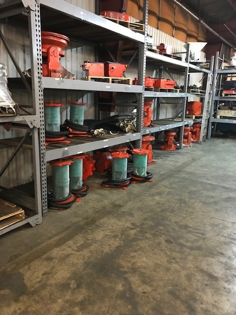 MIne and Tunneling Inventory