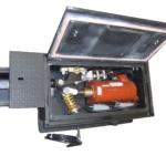 12 San Jose VTA T-3 Switch Machine Long Throw 2