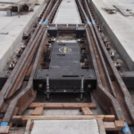 13 Paulsboro Electric Track Switch, T-3 Site Install 1