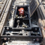 2 San Francisco Electric Track Switch, T-3 Site Install 1