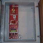 Power ON Power OFF T-3 Track Switch Control Fiberglass Case