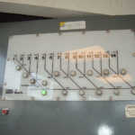 Overhead Line Switch Yard Lane Control High Voltage