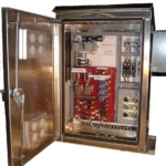 Track Switch Control with Power Conversion