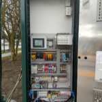 New Orleans T-3 Control Cabinet