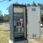 New Orleans T-3 Control Cabinet Relay