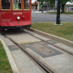 New Orleans T-3 with Streetcar 3