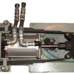 Pneumatic Track Switch
