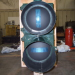 Pole Mount Switch Point Indication Light, 2 Light