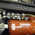 Toronto TTC Switch Point Detection, Circuit Controller 1