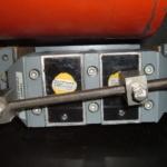 Toronto TTC Switch Point Detection, Circuit Controller 2