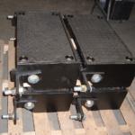 Rail Box for Conduits, Track Circuits