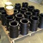 Embedded-Switch-Point-Indication-Light-Cans,-Black-Epoxy