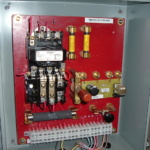 Mining AC Switch Point Operator Control