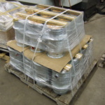 Embedded Switch Point Indication Light Cans, Hot Dip Galvanized