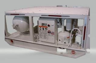 A.L. Lee Compressor Cars
