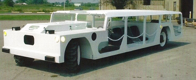 A. L. Lee Personnel Carrier