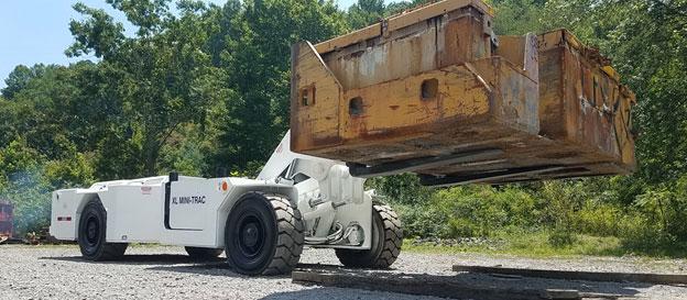 Mini Trac and Mini Trac XL from A. L. Lee